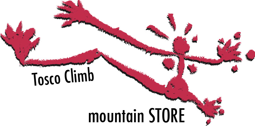 Logo Toscoclimbstore